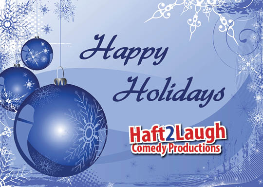 Happy Holidays - H2L